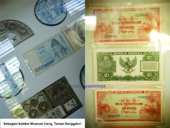 Koleksi Mata Uang di Museum Uang Purbalingga